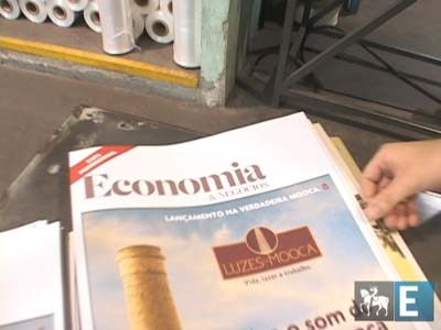 "Making of do ""jornal falante"""