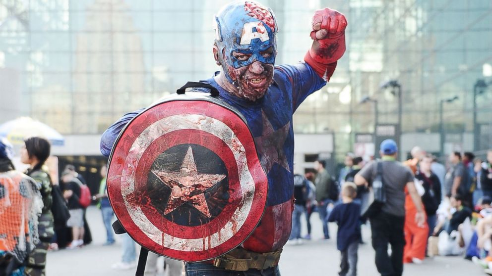 Por que as pessoas se fantasiam na Comic Con?