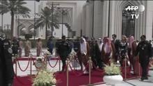 Donald Trump visita Arábia Saudita em 1ª viagem ao exterior