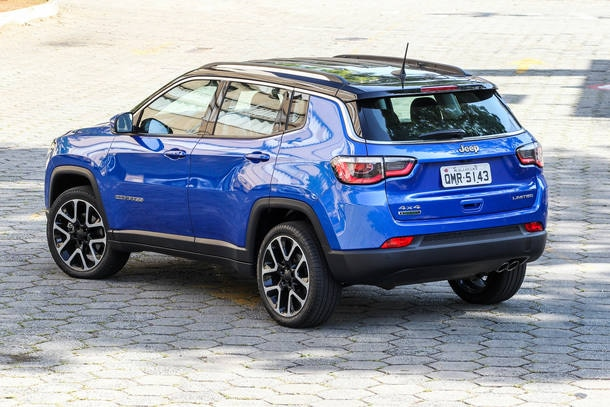 Carros que humilharam a concorrência em 2017