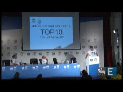 Meta brasileira é entrar no Top 10 em 2016