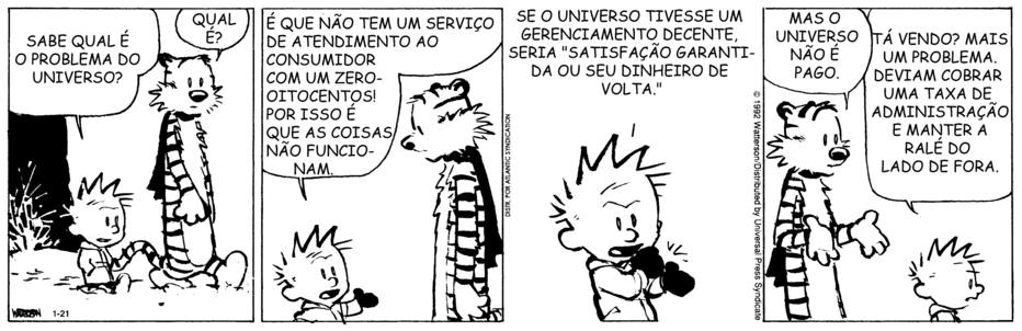 O melhor de Calvin
