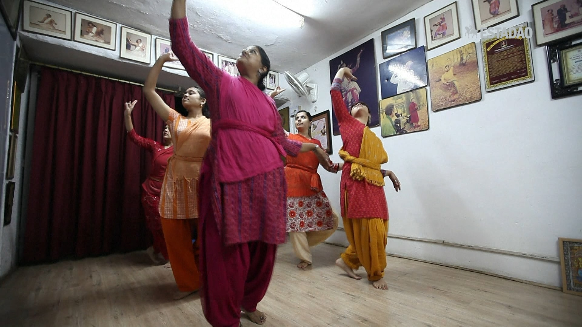 Balé hindu