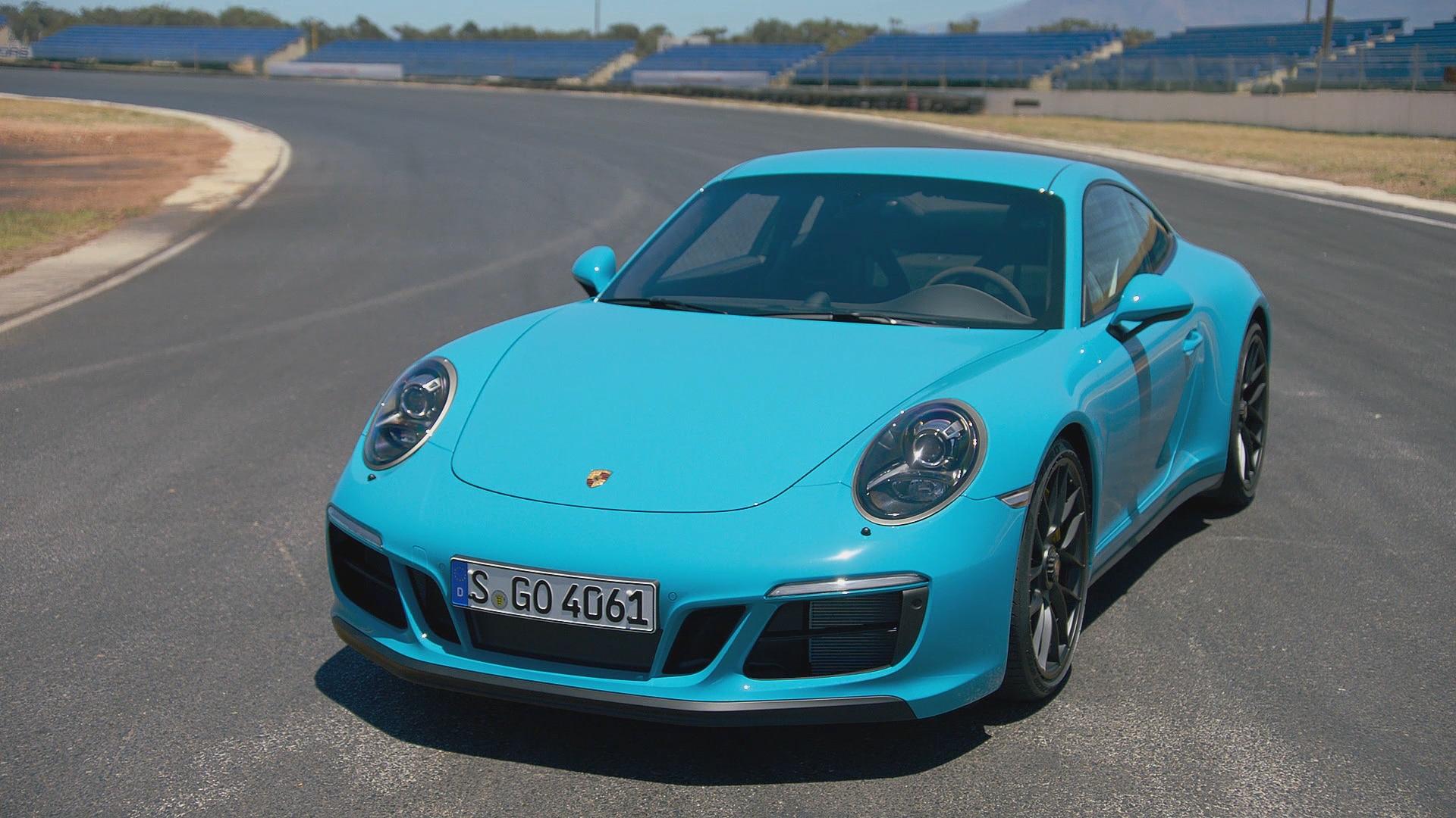 Aceleramos o novo Porsche 911 GTS de 450 cv