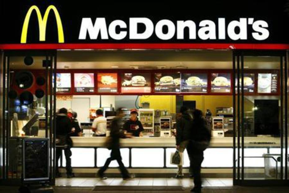 Operadora do McDonald's lucra US$ 23,4 mi no 3º trimestre