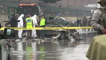 Atentado suicida próximo ao aeroporto de Cabul