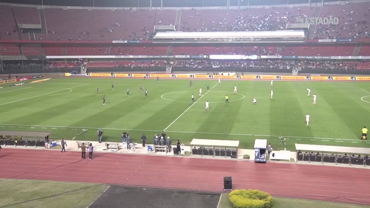 São Paulo perde por 2 a 1 do Juventude no Morumbi