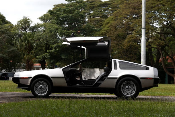DeLorean 1981