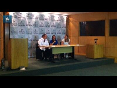 Estudante que caiu da Ponte Rio-Niterói recebe alta do hospital