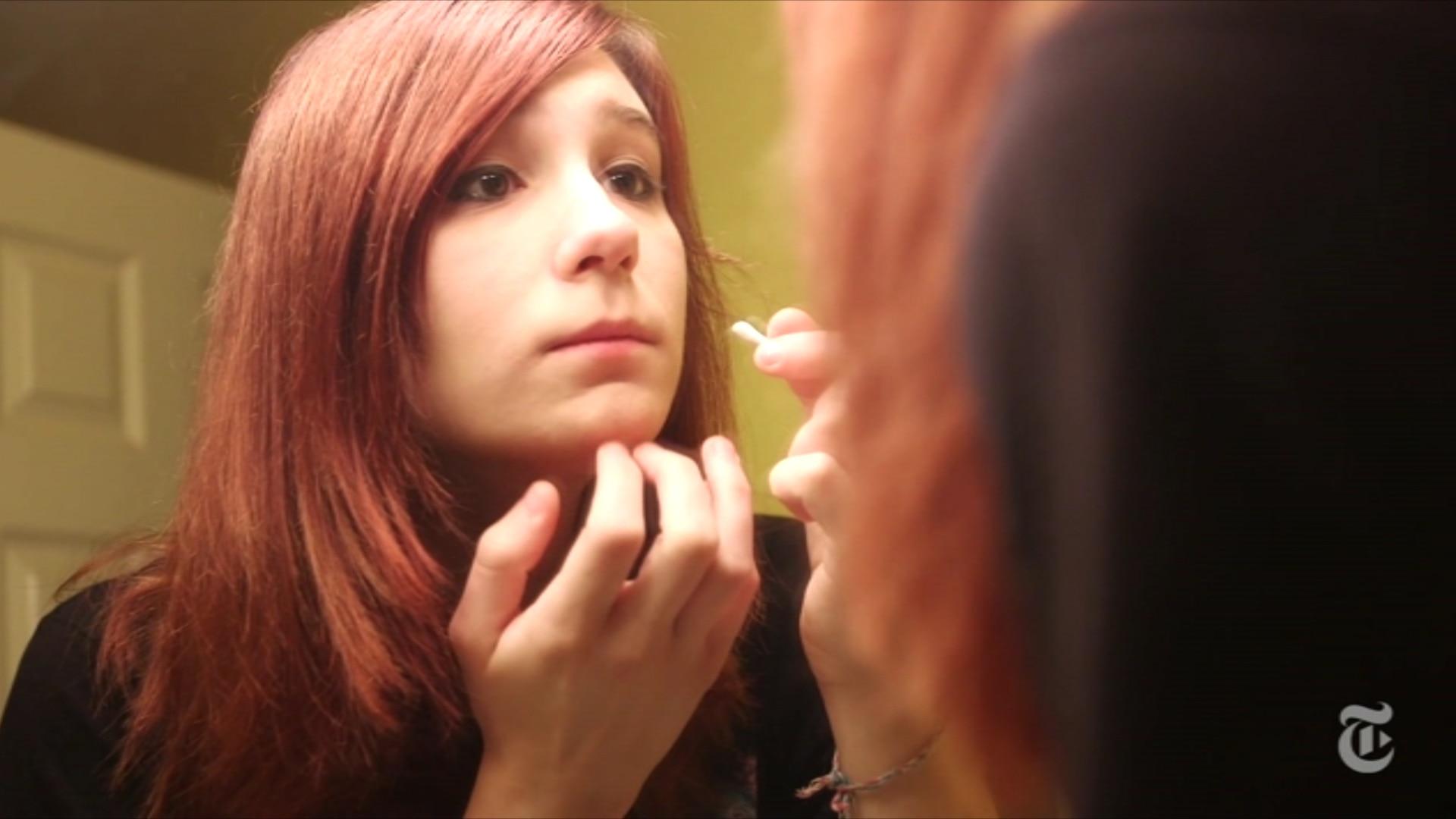 O renascimento de uma adolescente transgênero