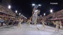 Desfile da Estácio de Sá no Carnaval 2016