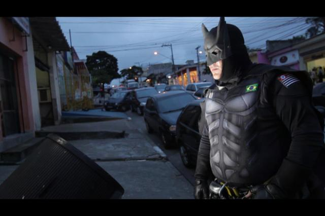 Batman do Capão Redondo