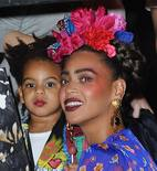 A pintora Frida Kahlo inspira os modelitos de Beyoncé e de sua filha Blue Ivy