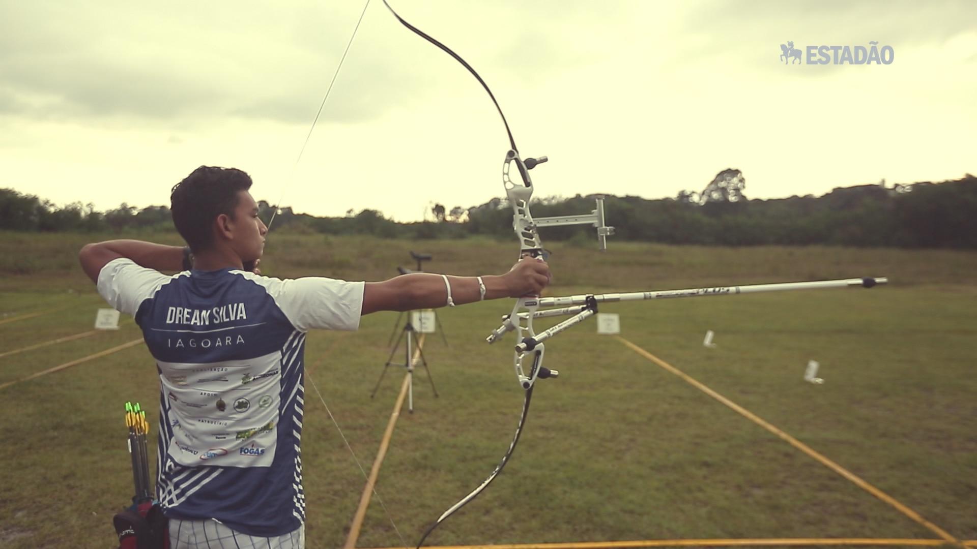 Indígenas tentam vaga inédita nos Jogos Olímpicos do Rio