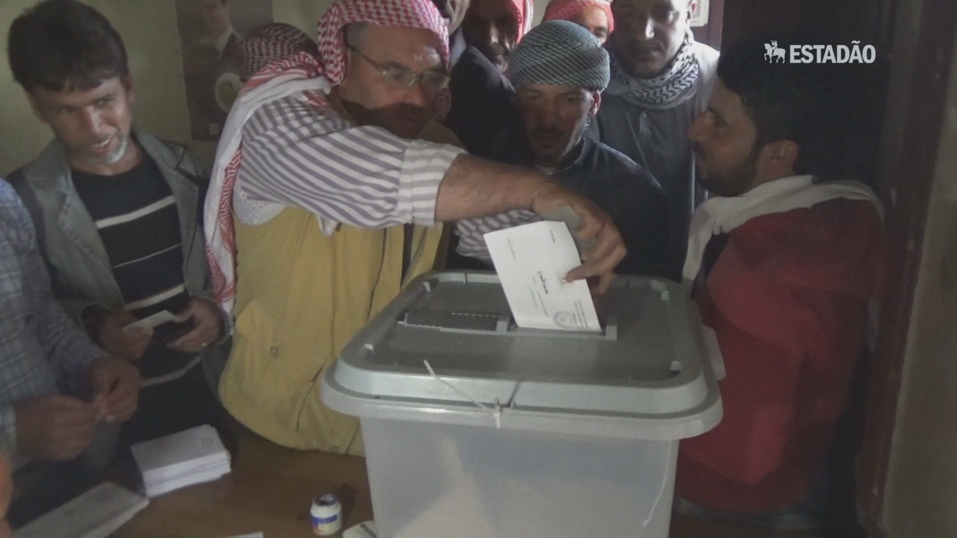 Eleições legislativas na Síria