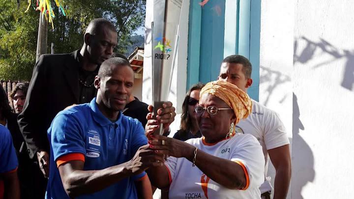 O que você viu na Olimpíada: Robson Caetano