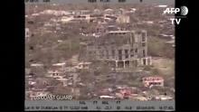 Furacão Matthew deixa rastro de destruição no Haiti
