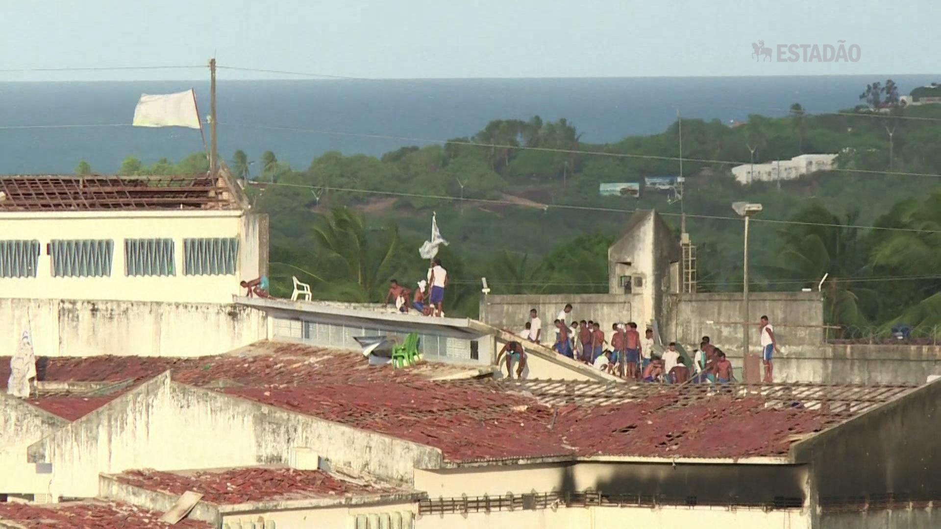 Barbárie assombra presídios brasileiros