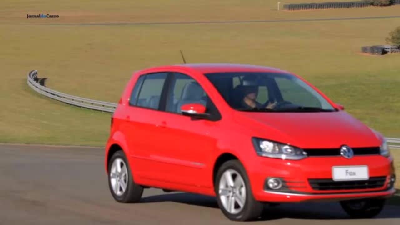 Análise JC: VW Fox 1.0 passa a ser opção considerável