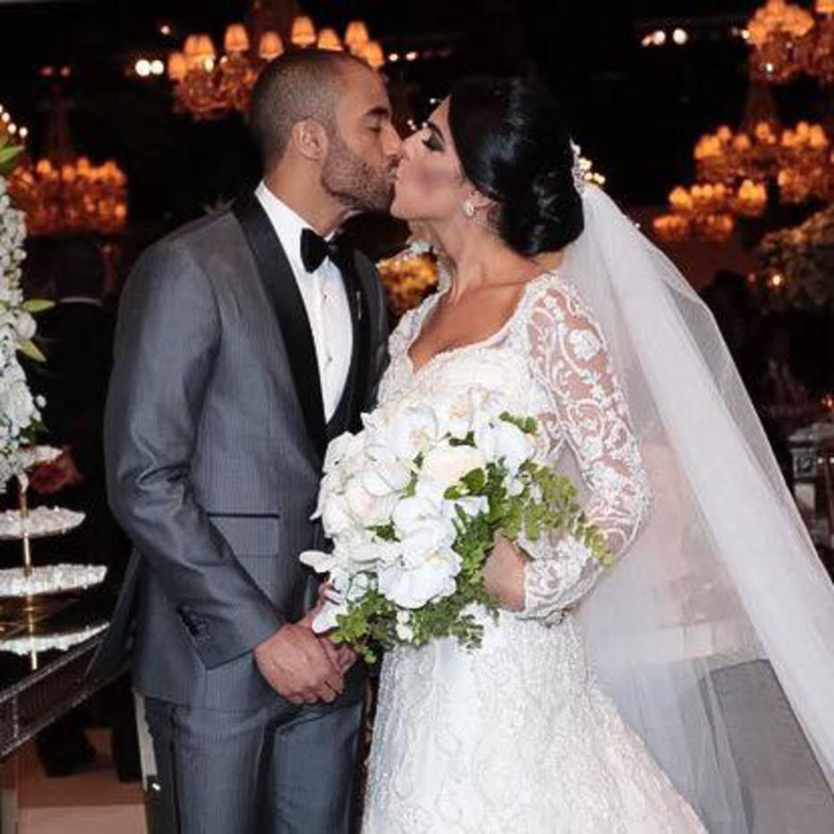 Lucas Moura Diz Que Casamento é O 'gol Mais Bonito De Sua