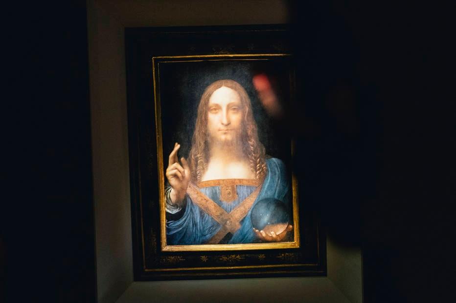 Príncipe saudita é o comprador do quadro de Da Vinci leiloado a US$ 450 milhões