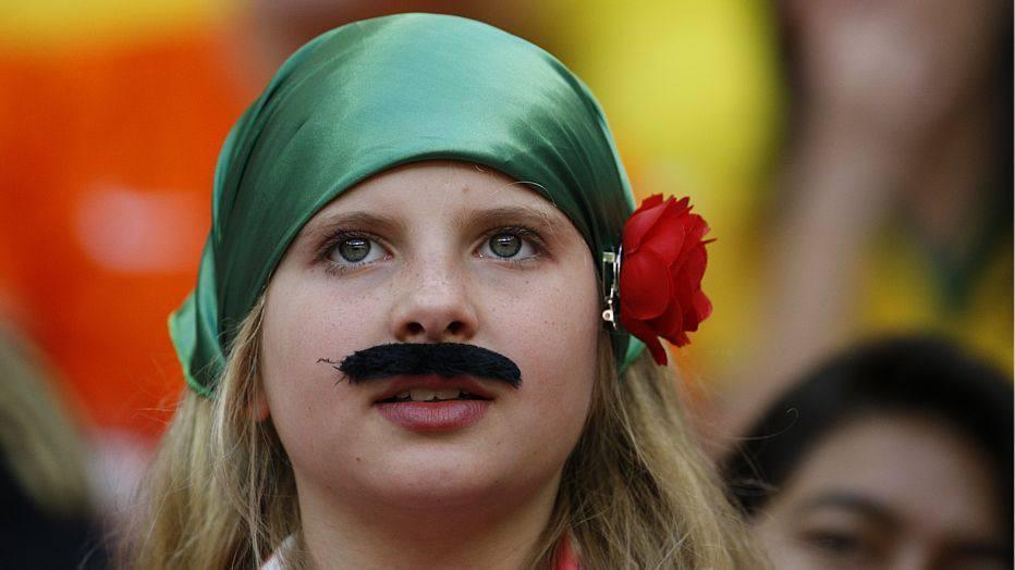 Os portugueses estão esperançosos para esta partida. Mesmo pequena, existe a chance da classificação