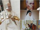 Papa Francisco canoniza quatro beatos