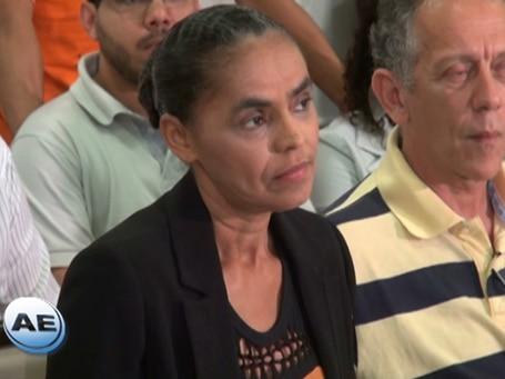 Marina adia decisão sobre futuro político