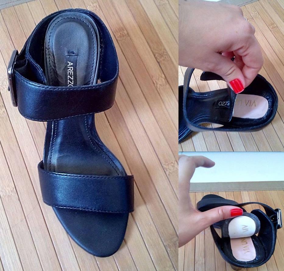 Consumidora compra sandália Arezzo com 'marca Via Uno' - Economia - Estadão