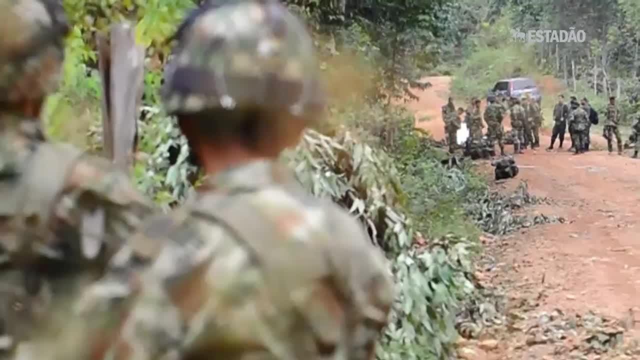O acordo de paz entre Colômbia e as Farc