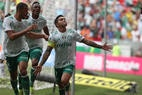Fluminense 0x2 Palmeiras