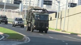 Forças de Segurança desembarcam no Rio