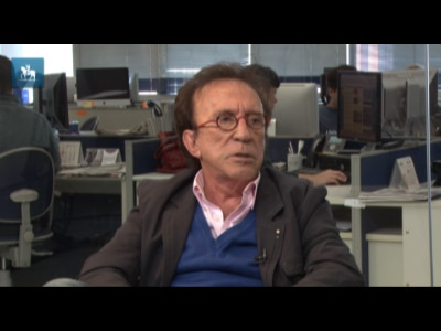 """""""O pessoal extrapolou na área do humor"""", diz Moacyr Franco"""