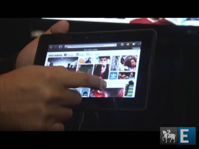 Veja como funciona o PlayBook