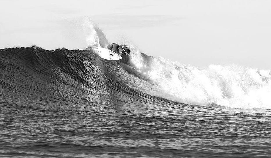 Gabriel Medina mostra seu talento nas ondas de Bells Beach