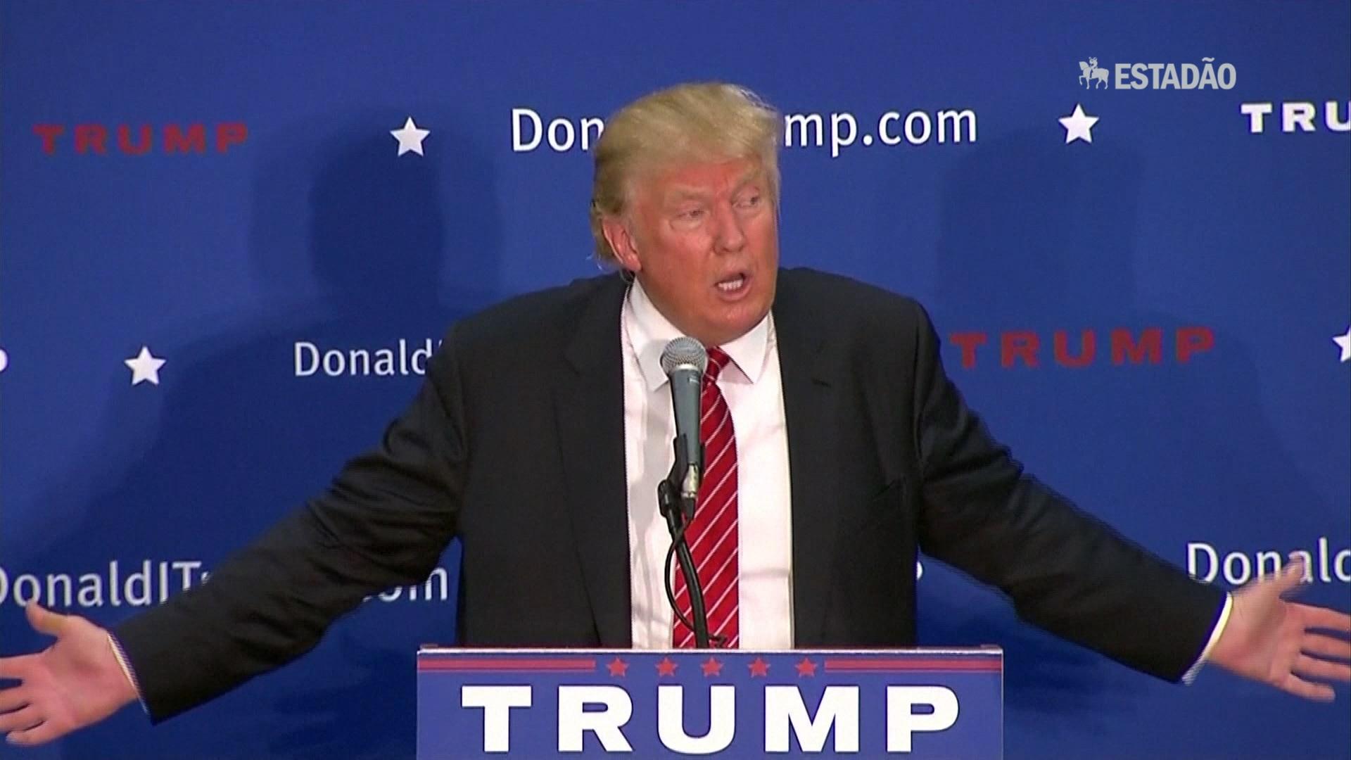 Trump quer mandar refugiados para Síria