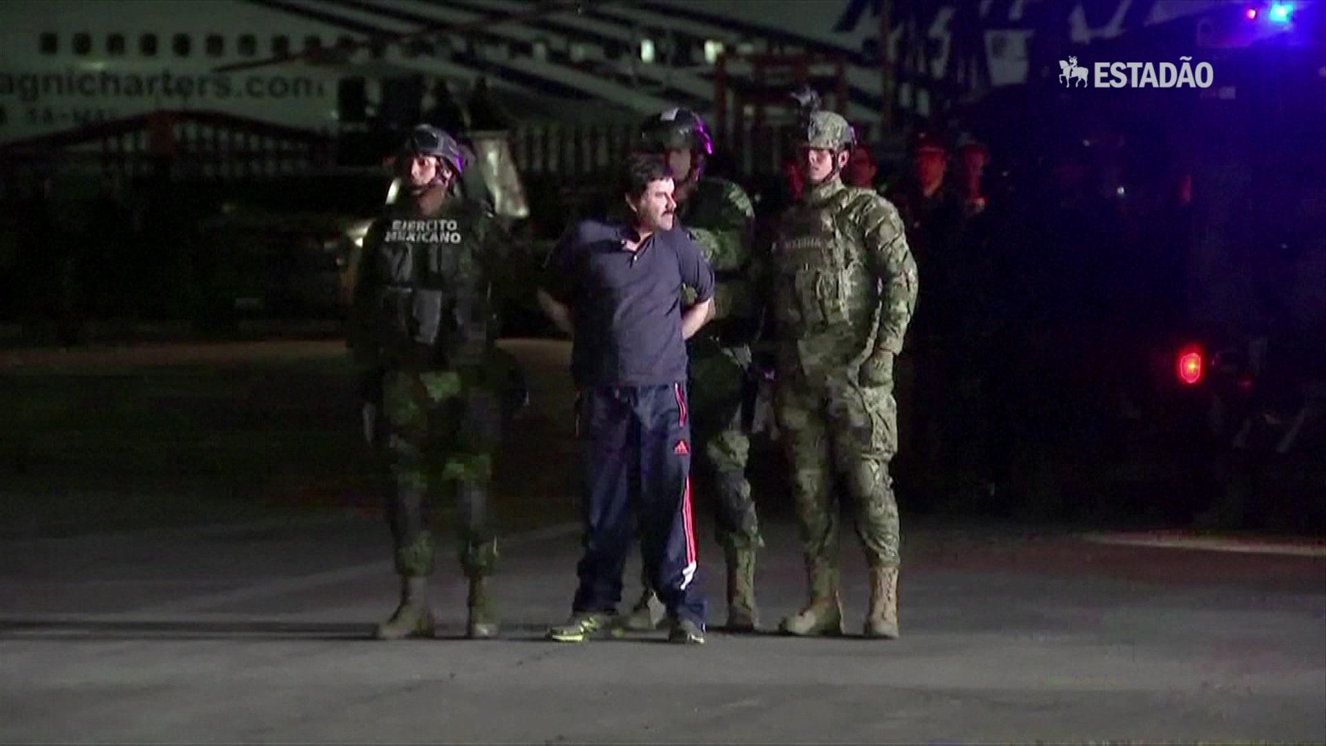 A operação que recapturou 'El Chapo'