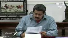 Maduro decreta estado de exceção