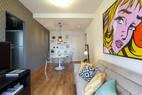 Apartamento fácil de usar