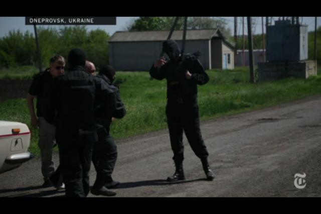 Ucrânia dividida