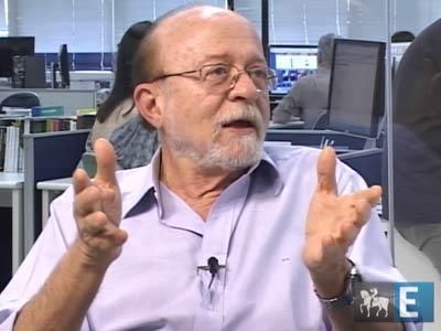 Política às 5: Alberto Goldman, Governador de SP (1)