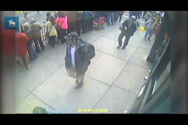 Veja imagens dos suspeitos de atentado em Boston