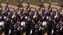 Alunos de escolas técnicas do Estado de São Paulo protestam contra falta de merenda