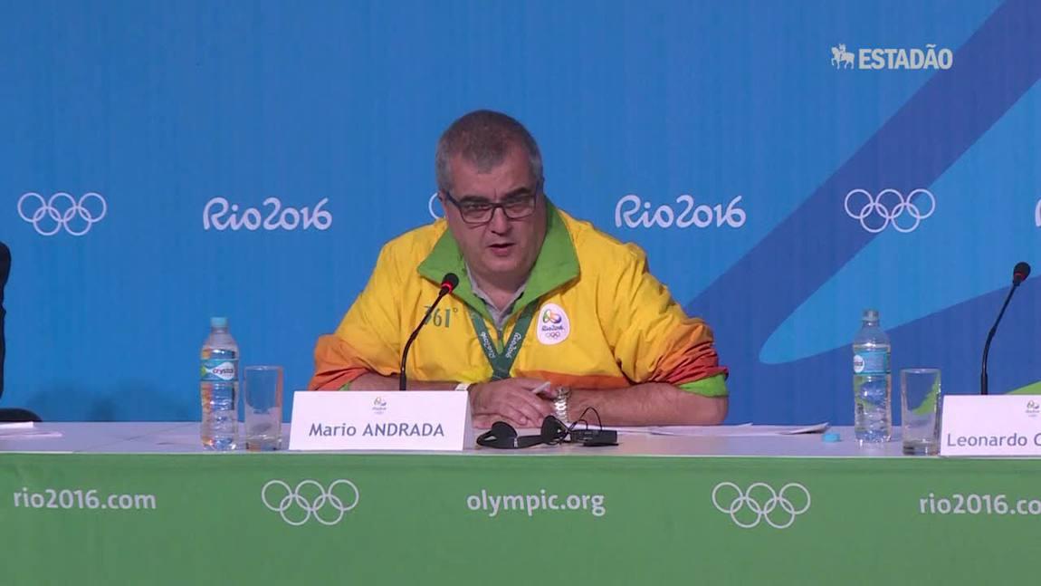 Comitê Olímpico aceita desculpas de nadador americano