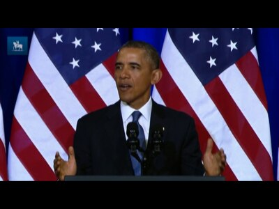 Obama diz que EUA não vão mais espionar líderes aliados