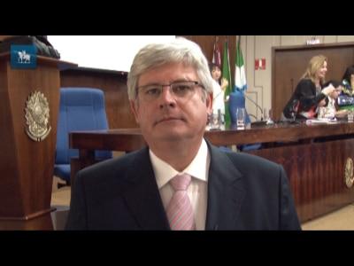 """""""Procurador-geral tem independência absoluta"""", diz candidato ao cargo de chefe do MPU"""