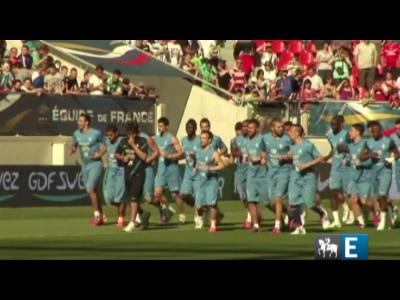 Seleções fazem últimos preparativos para Eurocopa