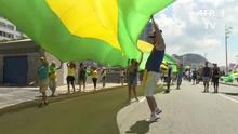 Manifestação no Rio pede fim da impunidade