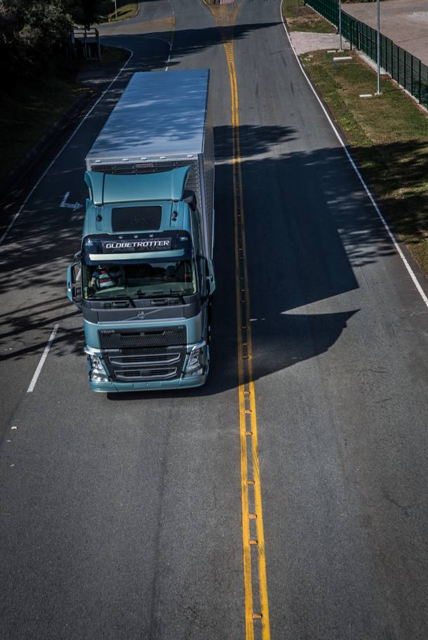 Os dez caminhões pesados mais vendidos no primeiro semestre