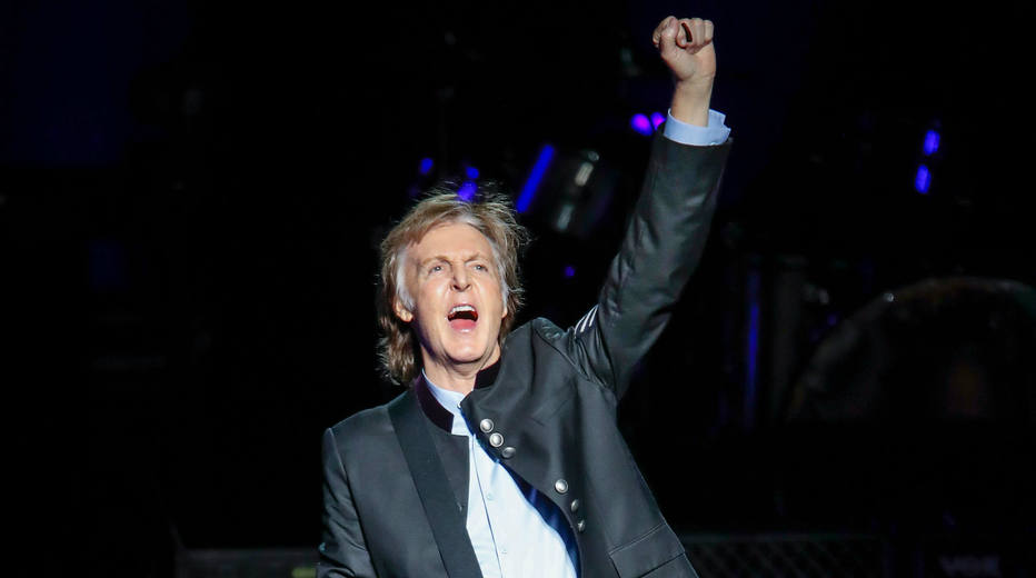 Paul McCartney anima Cidade do México, abalada por terremoto